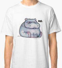 Meh Flusspferd Classic T-Shirt