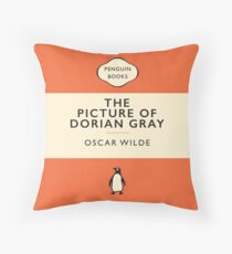 Penguin Classics The Picture of Dorian Gray Throw Pillow