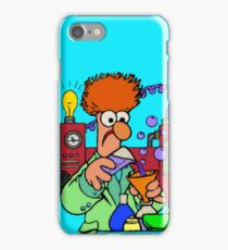 Beaker iPhone Case/Skin