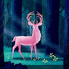 King Of The Enchanted Forest by BunnyThePainter