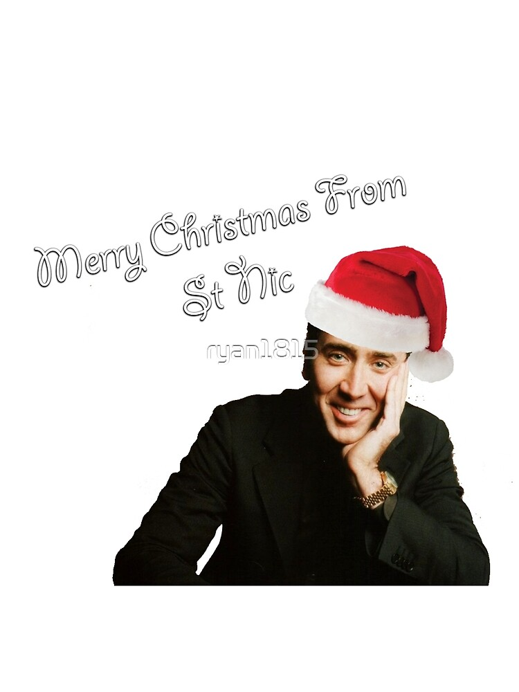 Greetings from St Nicolas Cage by ryan1815