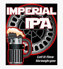 Dark Side Imperial IPA Photographic Print