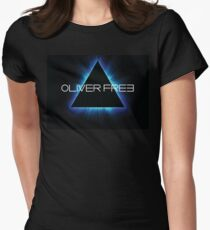 Oliver Free Womens Fitted T-Shirt