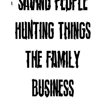 The Family Business by timedies