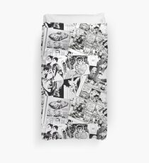 Manga Life Vol 1 Duvet Cover
