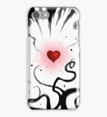 Heart's release iPhone Case/Skin