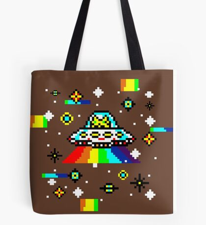 Cats invaders Tote Bag
