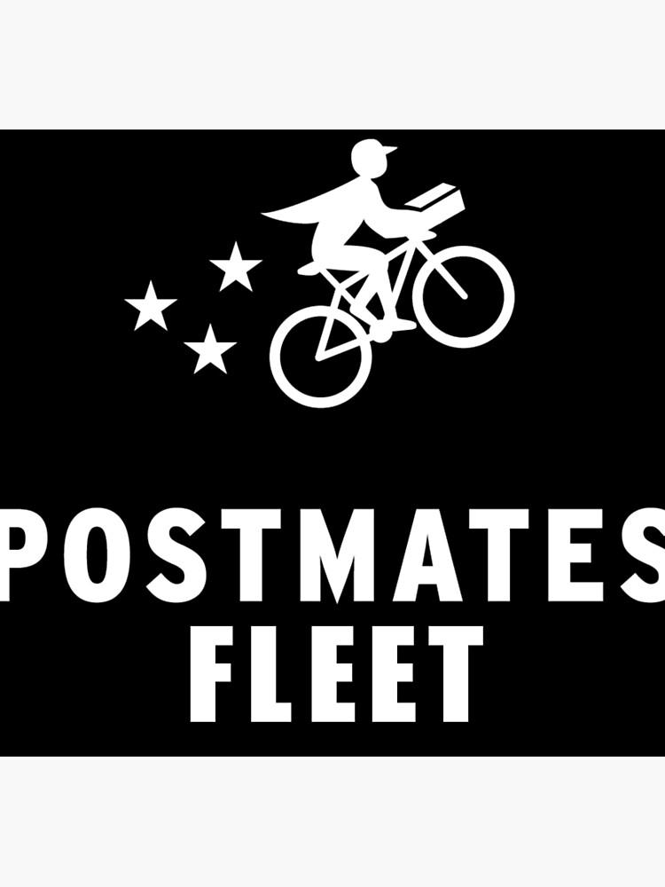 Fleet Postmates Card