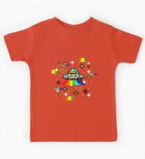 Cats invaders Kids Tee
