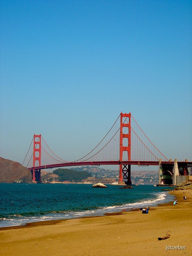 Golden Gate Bridge by jstoeber