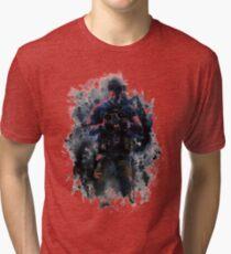 Rainbow Six Siege Echo Painting Tri-blend T-Shirt