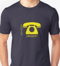 Obsolete? Unisex T-Shirt