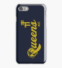 Queens NYC iPhone Case/Skin