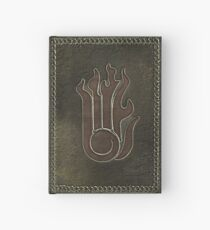 Skyrim Destruction Spell Tome Hardback Journal Hardcover Journal