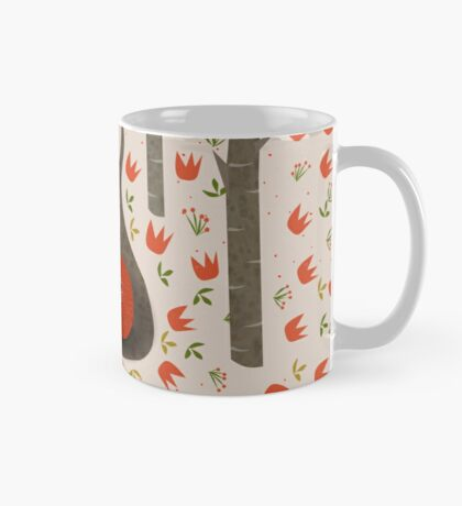 Sleeping Fox Mug