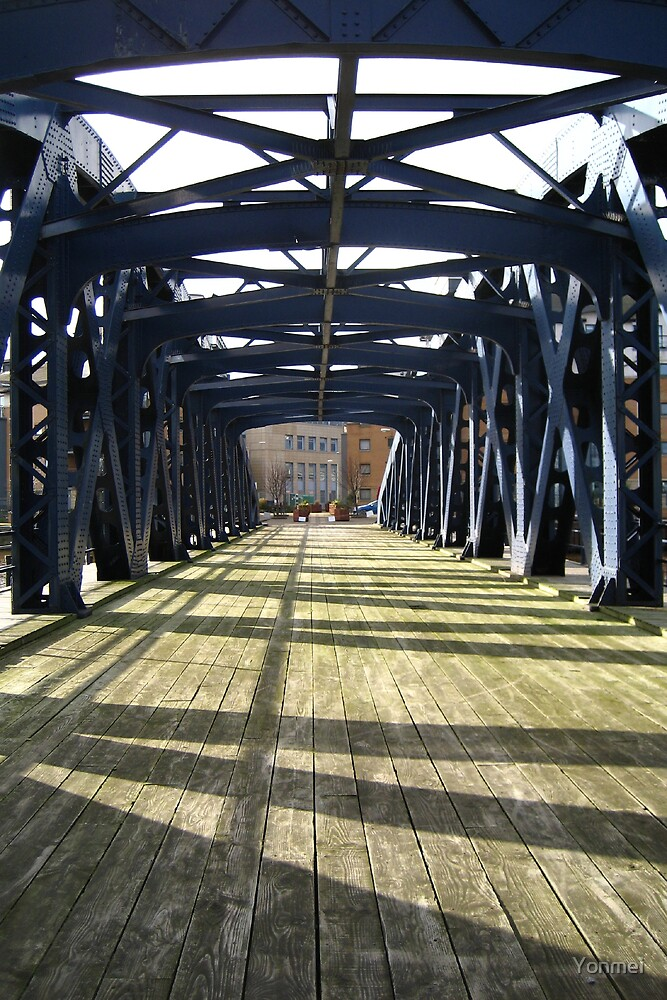 Bridge of Shadows by Yonmei