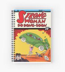 Do Bong-Soon Eng Spiral Notebook