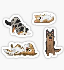 Doggos Sticker