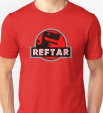R E F T A R - GENIUS DINO T-Shirt