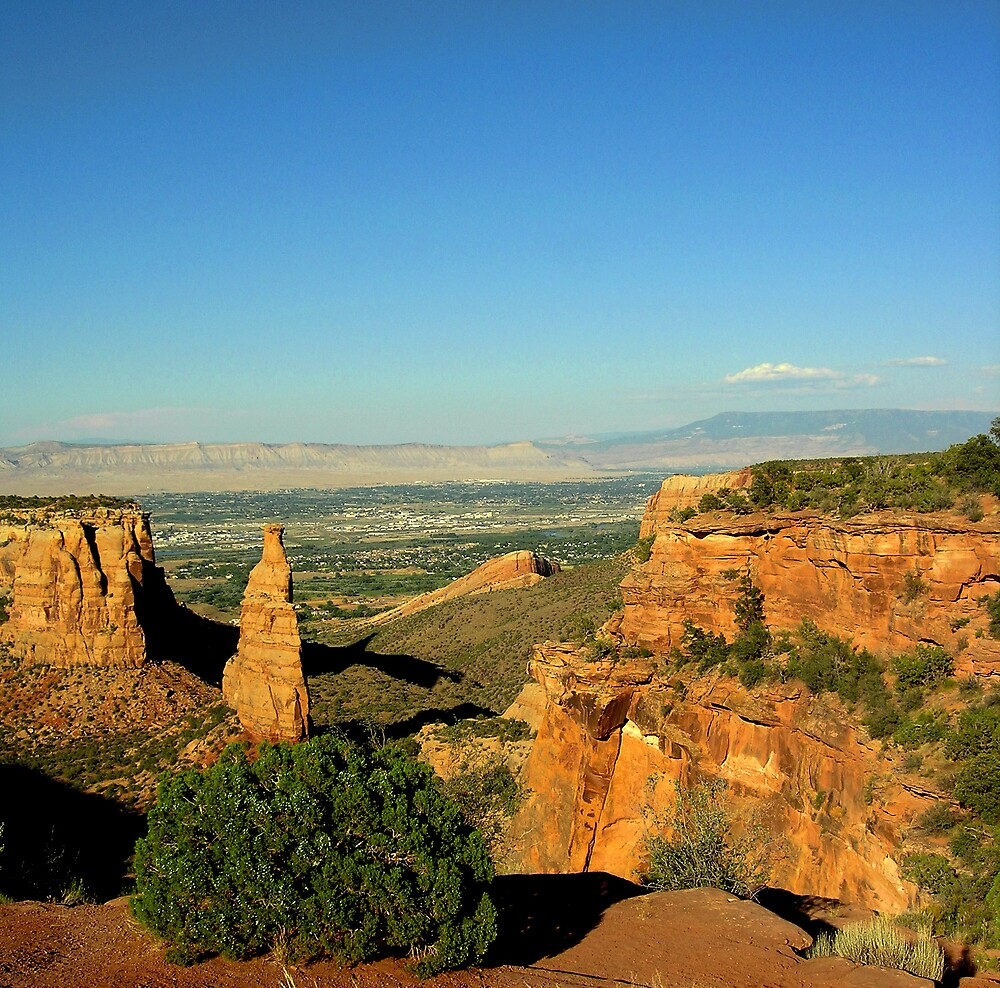 Colorado National Monument by Marcaribe