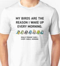 Camiseta unisex Anticipado