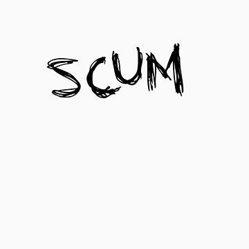 Scum by juddy