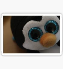 Adorable baby penguin Sticker