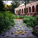 Conservatory, Fitzroy Gardens, Melbourne by Roz McQuillan