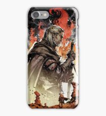 The Witcher - Artwork iPhone Case/Skin