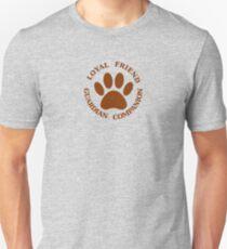 Dog Paw Loyal Friend T-Shirt