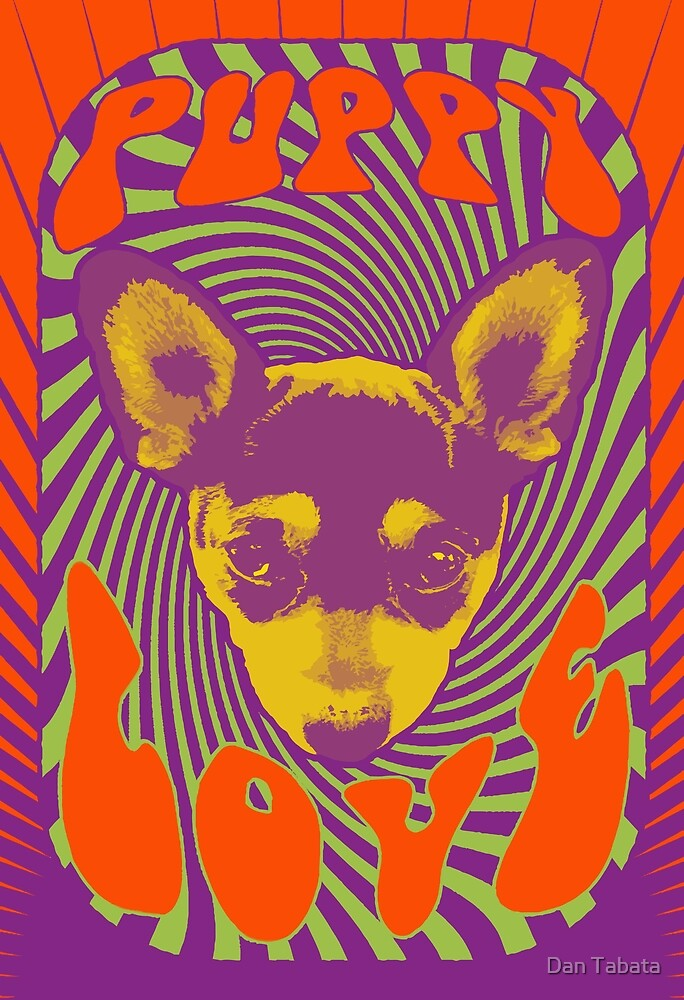 Puppy Love by Dan Tabata