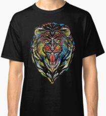stencil lion Classic T-Shirt