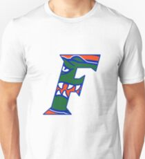 Florida Gators Head F logo Unisex T-Shirt