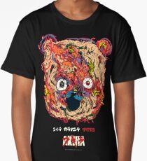 AKIRA Bear. Manga / Anime Long T-Shirt