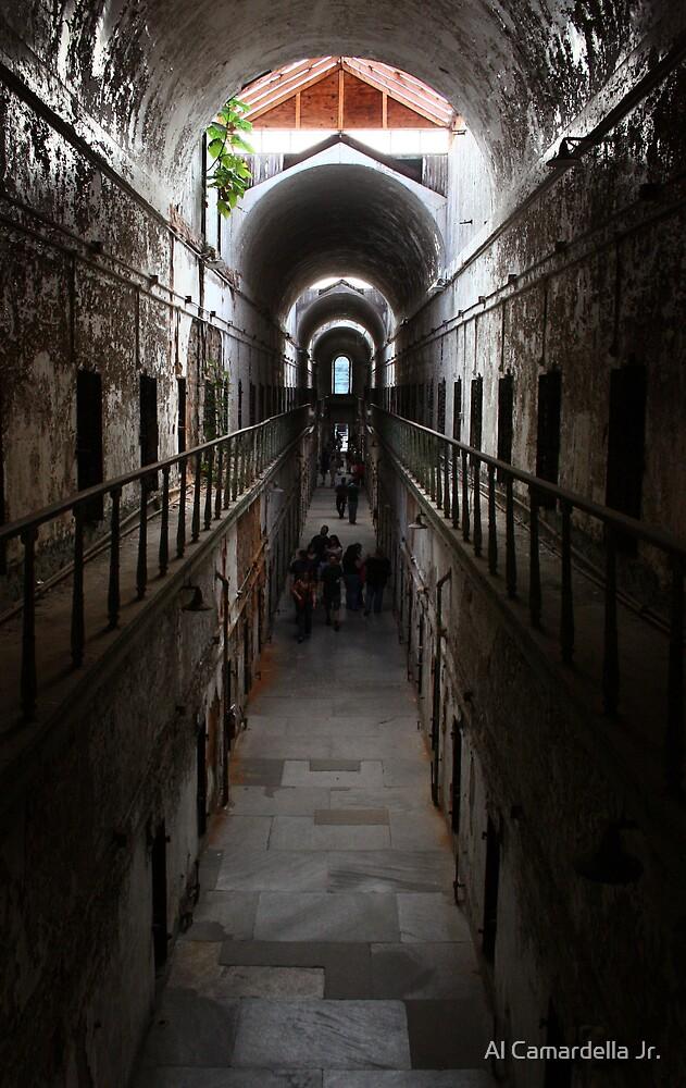 Eastern State Penitentiary  by Al Camardella Jr.