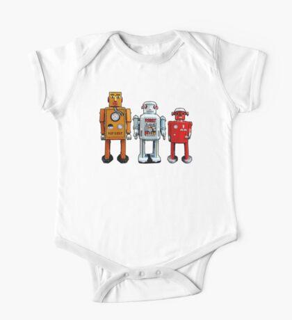 Three Robots. Kids Clothes