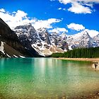 Moraine Lake by Yukondick