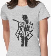 Death Grips   MC Ride  Women's Fitted T-Shirt