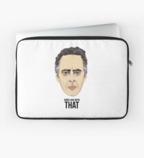 Dr. Jordan Peterson - GOOD LUCK WITH THAT Laptop Sleeve