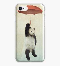 Pandachute iPhone Case/Skin