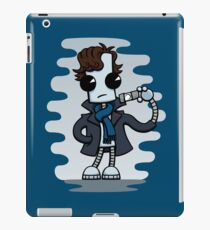 Ned the Detective iPad Case/Skin