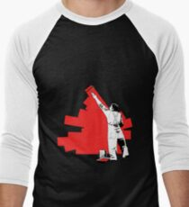 Renovate yourself - red Men's Baseball ¾ T-Shirt