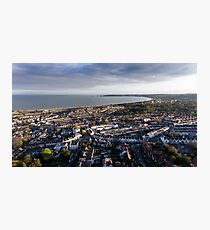 Swansea west South Wales Photographic Print