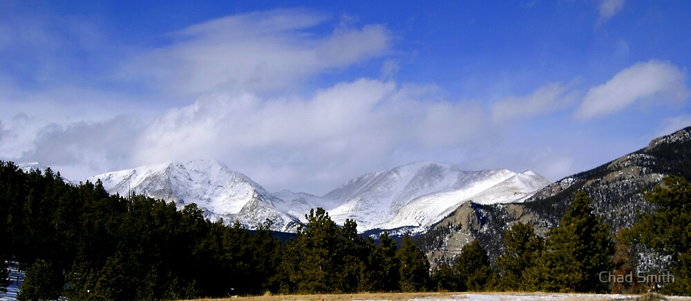 Rocky Mountain National Park by Chad Smith
