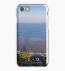 Swansea Bay panorama iPhone Case/Skin