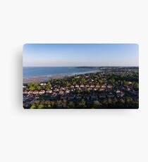 Swansea west South Wales Canvas Print