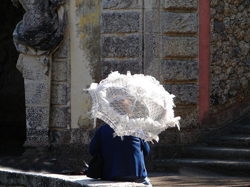 Lace Parasol by shadyuk