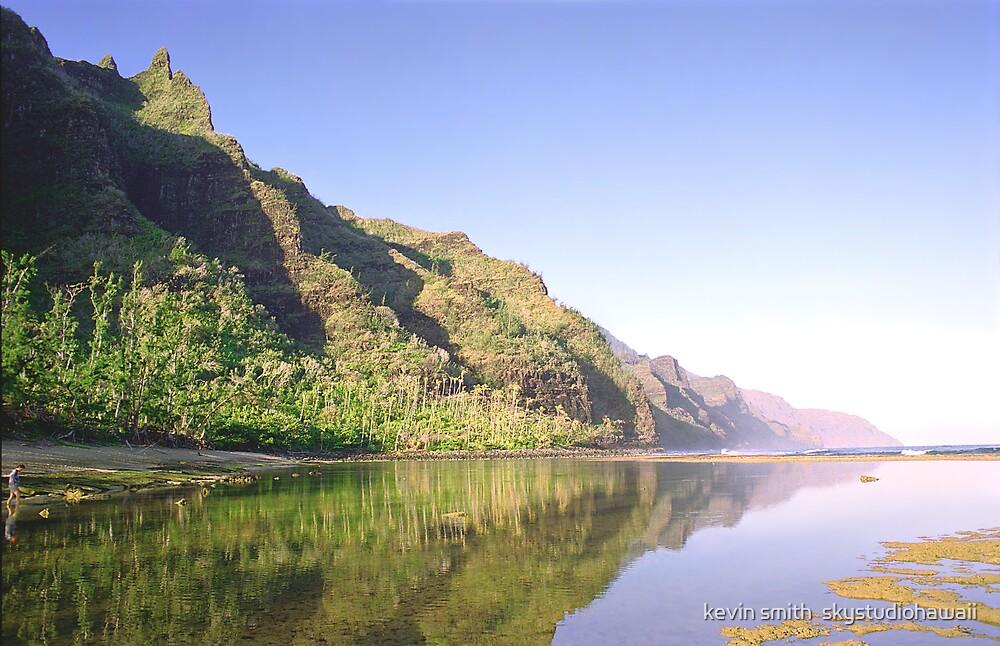 Na Pali Coast Kauai  by kevin smith  skystudiohawaii
