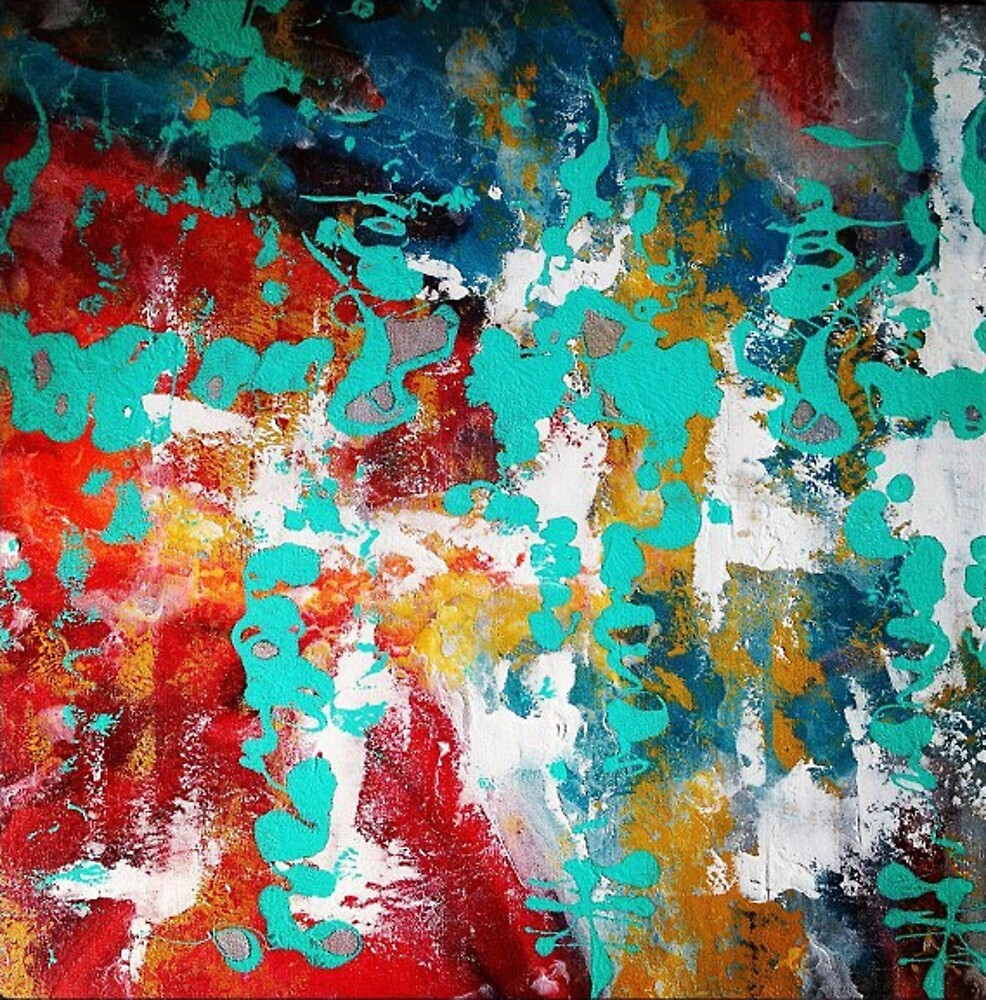 Graffiti Inspired by ginaleon