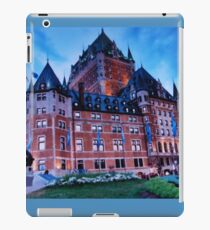 Chateau Frontenac - 2000 iPad Case/Skin